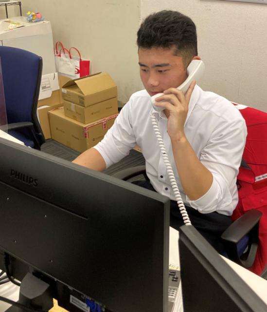 SBS即配サポート 辰巳営業所の画像・写真